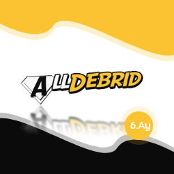 Alldebrid Premium Üyelik 6 Aylık