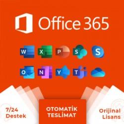 Office 365 Pro Plus Dijital Lisans Hesabı Yıllık