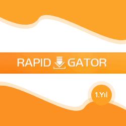1 Yıllık | 365 Gün Rapidgator Premium Hesap