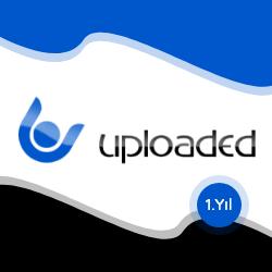 1 Yıl Uploaded Premium Üyelik