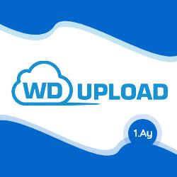 1 Ay Wdupload Premium Üyelik