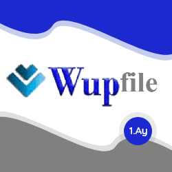 Wupfile Premium 1 Aylık